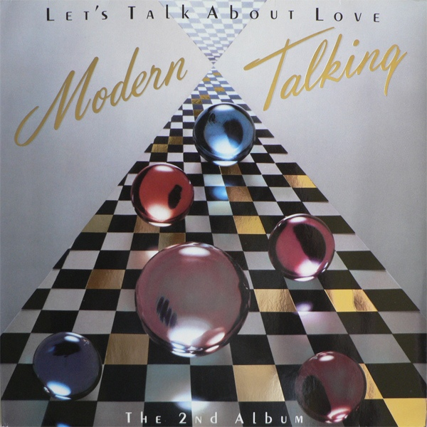 Let's Talk about Love (The 2nd Album)