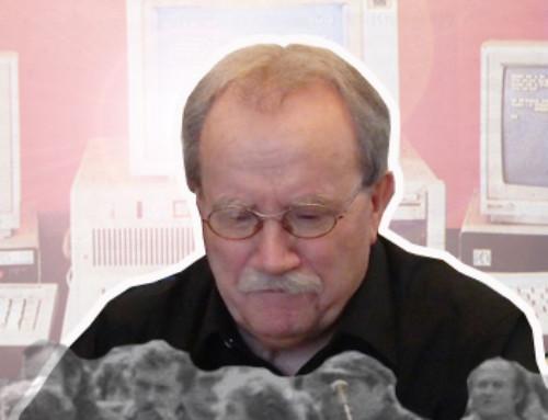 """""""Komputeryzujmy się"""" – Wywiad z Ryszardem Kajkowskim (część I)."""