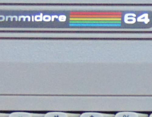 Pommidore 64, czyli sprzęt z Aldiego.