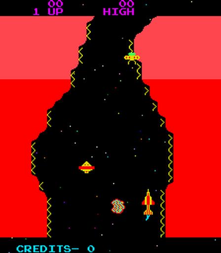 1982, Catacomb, MTM Games