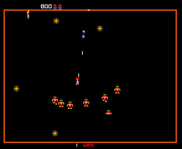 1982, Robotron: 2084, Williams
