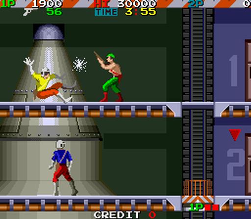1988, Super Ranger, SunA